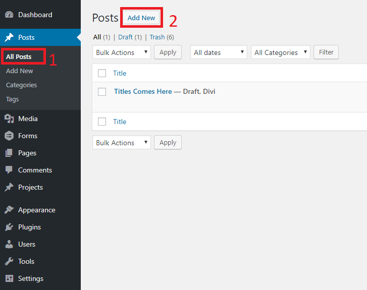Screenshot #1
